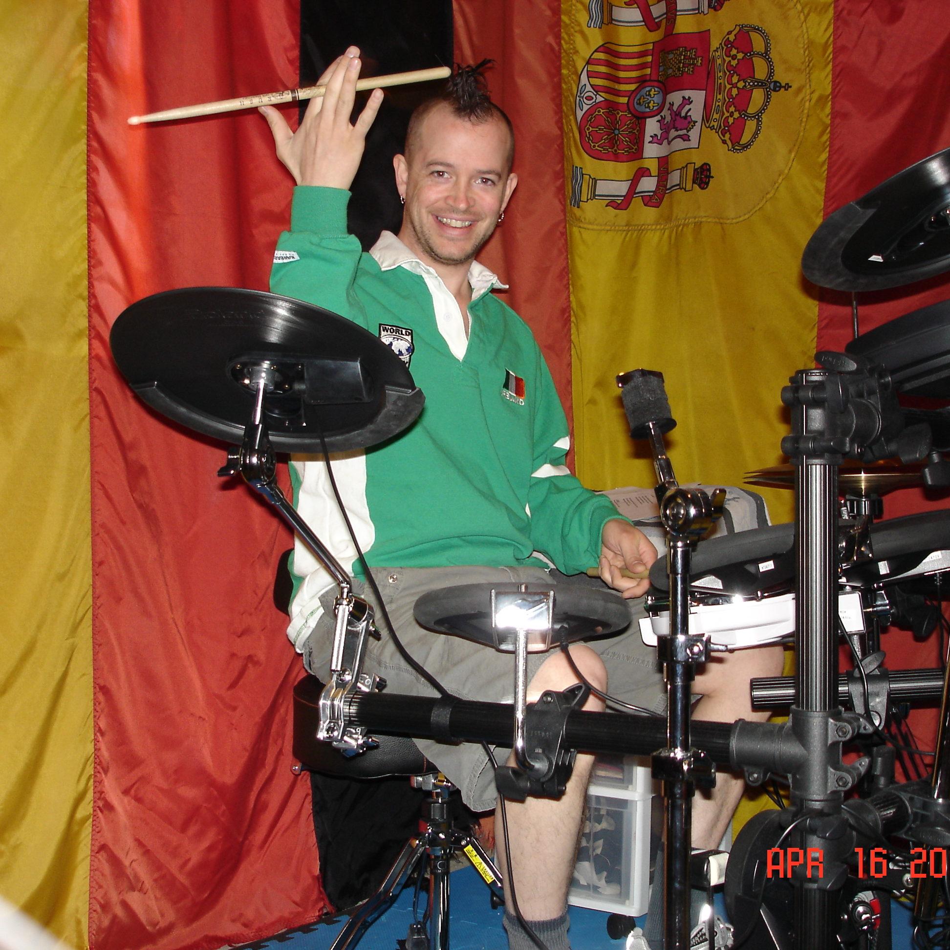 Drummer!